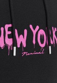 Nominal - NEW YORK HOOD - Sweater - black - 6