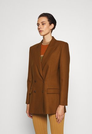 JACKET - Short coat - brown