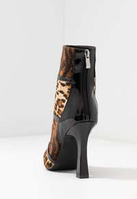 BEBO - LAVETA - High heeled ankle boots - black - 5