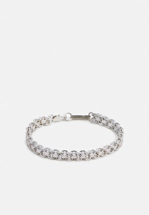 CLUSTER CHAIN BRACELET - Rannekoru - silver-coloured