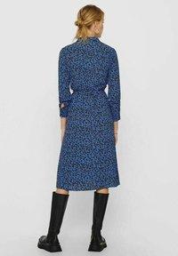 JDY - Sukienka z dżerseju - blue iolite - 2