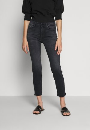 ROXANNE ANKLE - Jeans Skinny Fit - dark blue