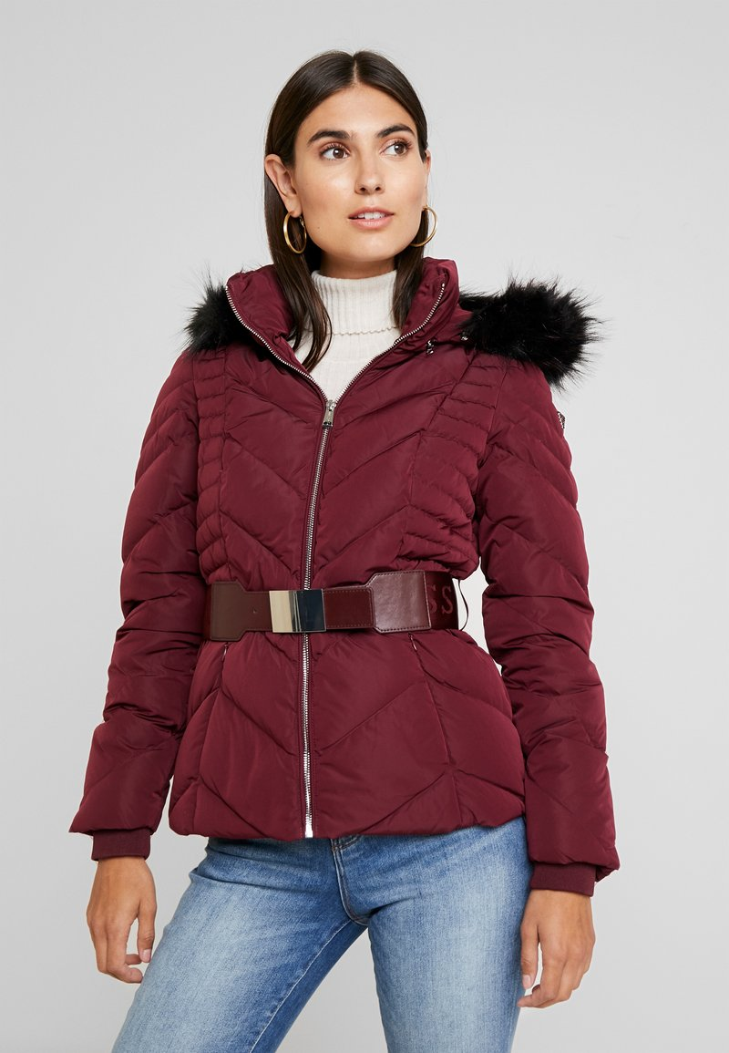 Guess - PETRA JACKET - Dunjakke - martina red