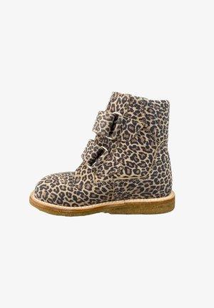 Støvletter - leopard
