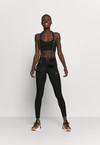 Nike Performance - Tights - black/gold - 1