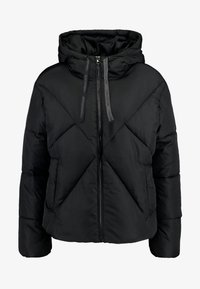 Calvin Klein Jeans - QUILTED PUFFER JACKET - Winter jacket - black - 5