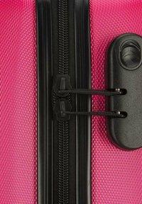 Wittchen - SET - Wheeled suitcase - rosa - 8