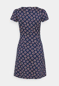 King Louie - DRESS CAPITAN - Jersey dress - blue - 1