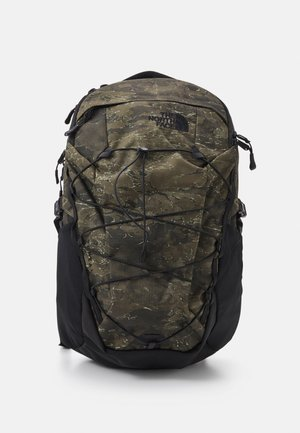 BOREALIS UNISEX - Backpack - olive/black