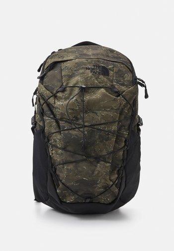 BOREALIS UNISEX - Backpack - olive/black