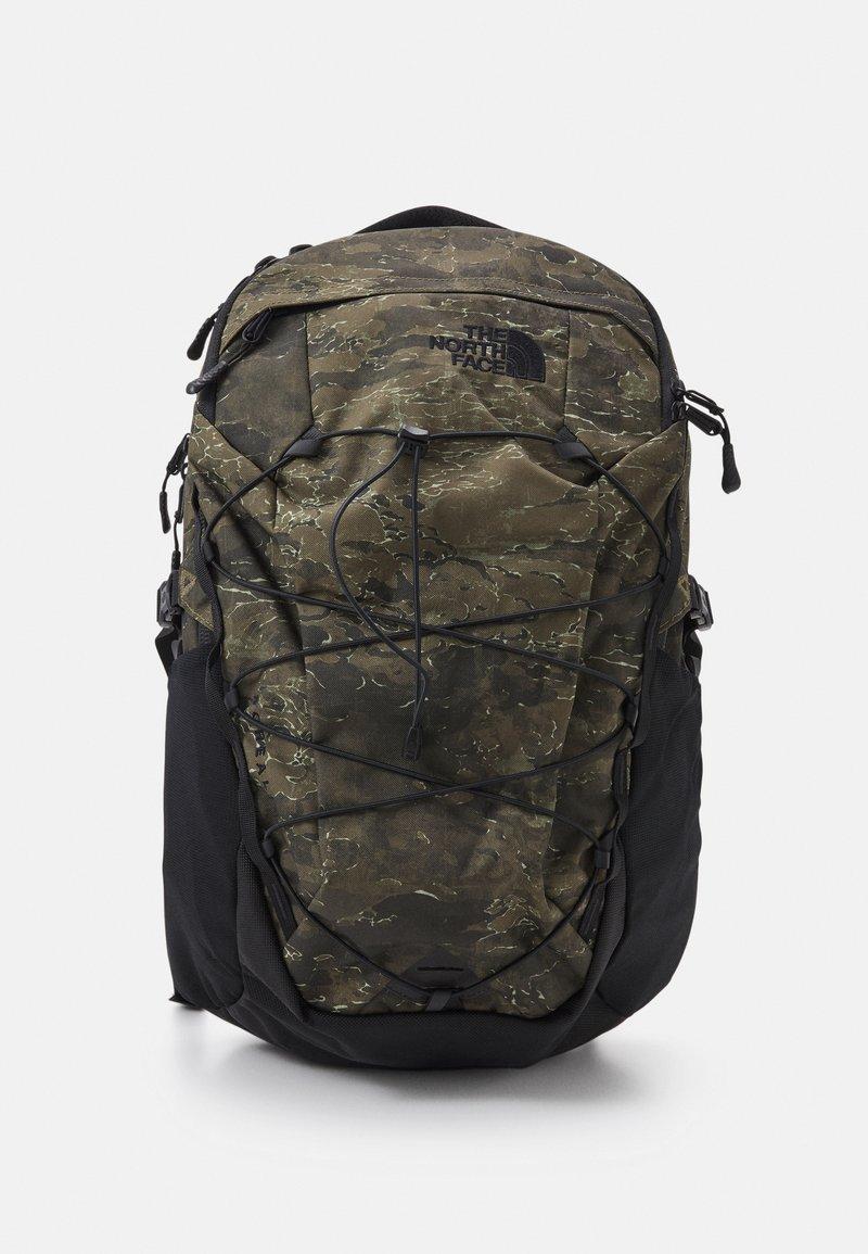 The North Face - BOREALIS UNISEX - Backpack - olive/black
