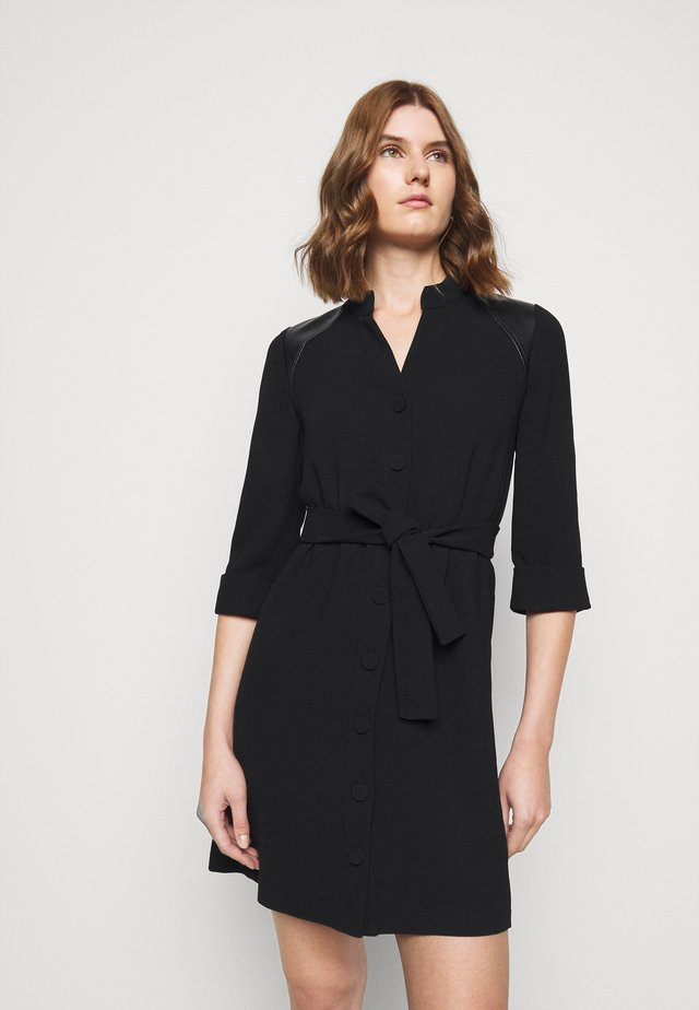 RIVABELLA - Day dress - noir