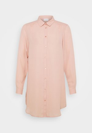VILUCY BUTTON - Button-down blouse - misty rose