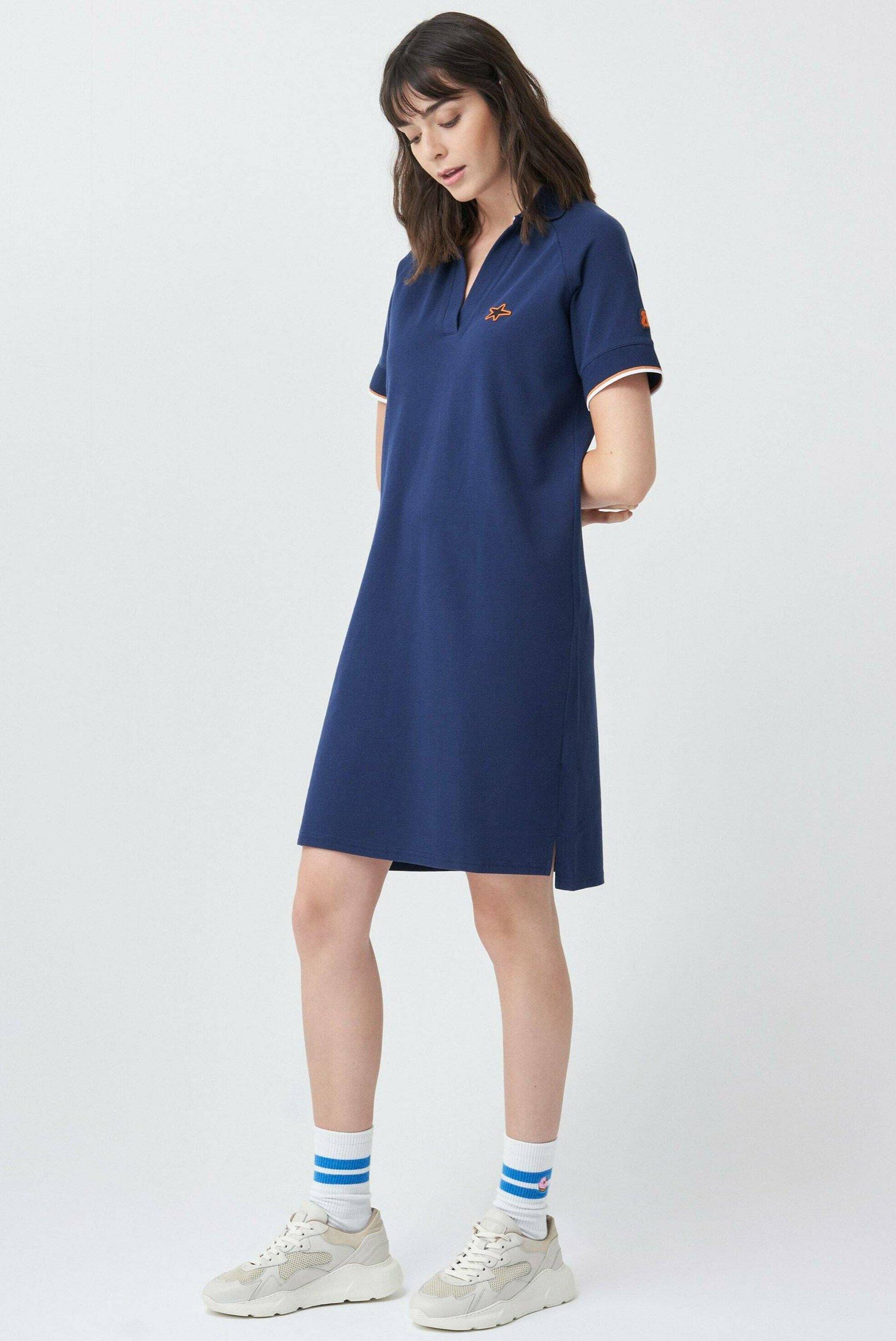 Femme EUGENE STRAIGHT - Robe en jean