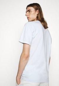 James Perse - CREW NECK - T-shirt basic - grey glacier - 2