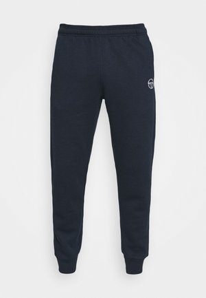 BOLTON PANTS - Tracksuit bottoms - navy/white