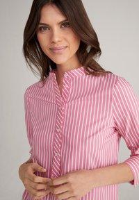 JOOP! - Shirt dress - pink/weiß - 3
