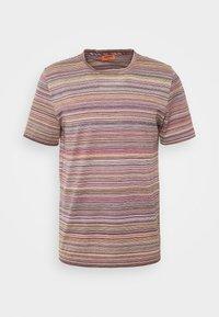 Missoni - SHORT SLEEVE - T-shirt con stampa - multi-coloured - 4