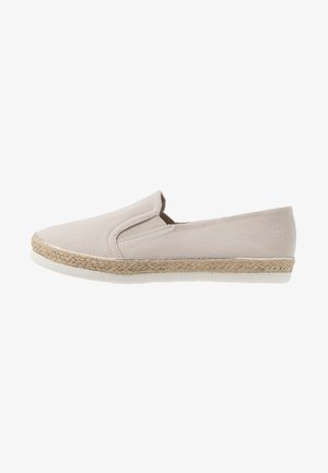 WIDE FIT MARLETTA - Espadrilles - mid grey