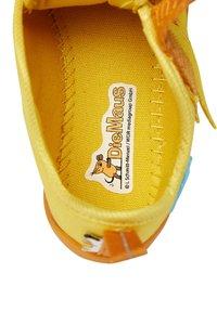 Affenzahn - Touch-strap shoes - gelb - 7