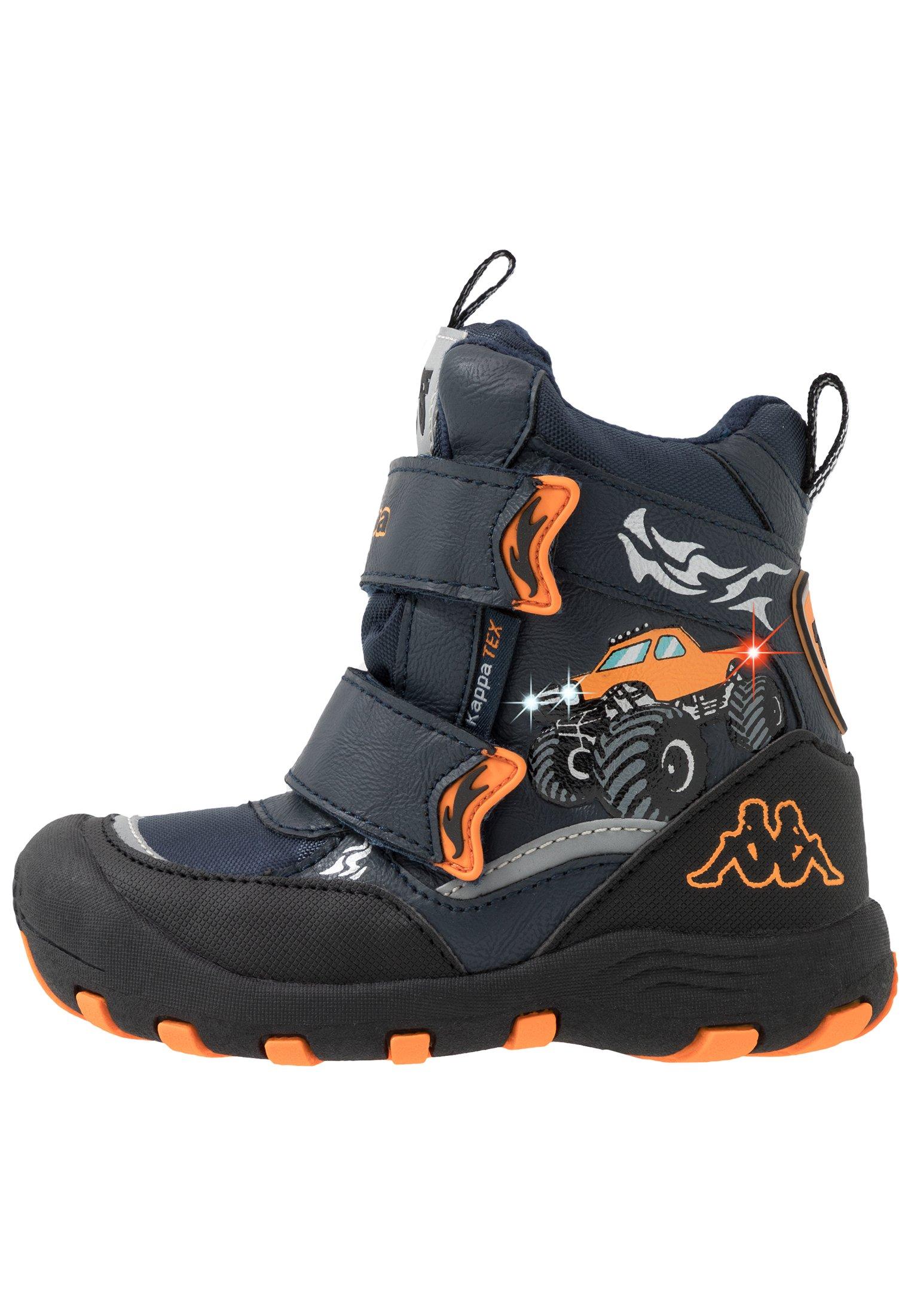 Kids BIG WHEEL TEX - Winter boots