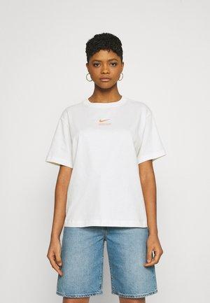 Camiseta estampada - sail/metallic copper