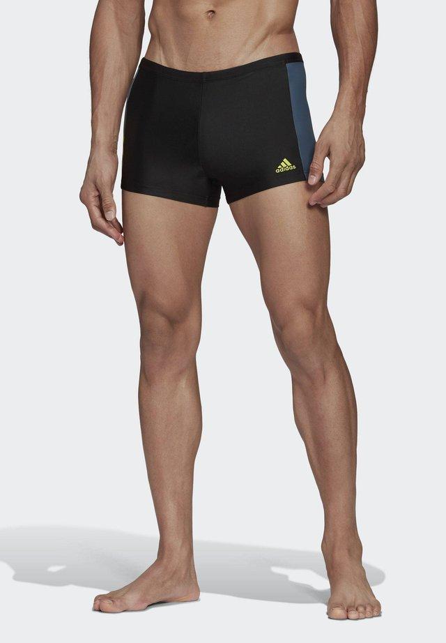 FITNESS THREE-SECOND SWIM BRIEFS - Swimming trunks - black