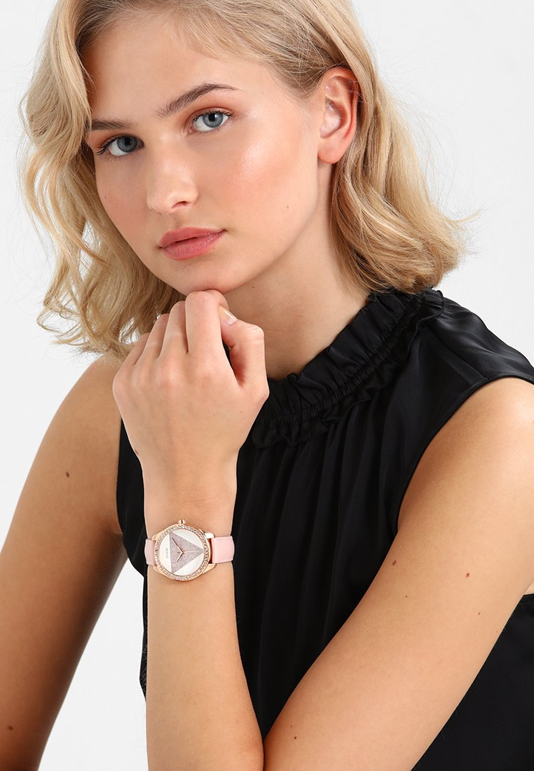 Guess - LADIES TREND - Watch - pink