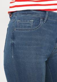 ONLY - ONLGLOBAL  - Jeans Skinny Fit - medium blue denim - 4