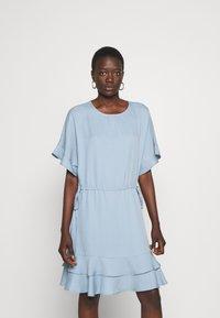 Bruuns Bazaar - PRALENZA UDINE DRESS - Day dress - denim - 0
