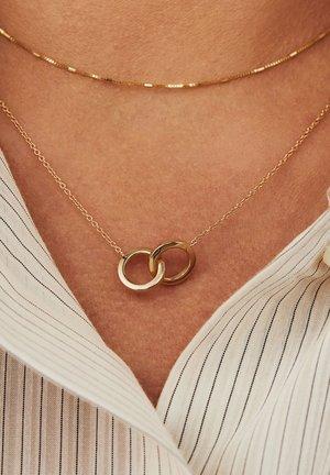 14 CARAT GOLD - Halsband - gold