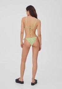PULL&BEAR - Bikiniunderdel - evergreen - 2