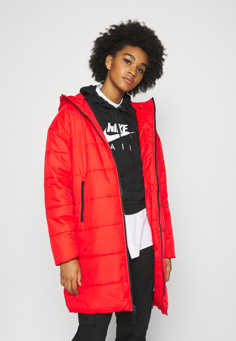 Nike Sportswear - CORE - Cappotto invernale - chile red/white