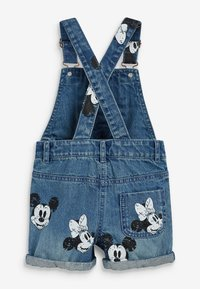 Next - DISNEY MICKEY AND MINNIE MOUSE - Dungarees - blue - 1
