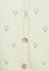 Pieces Petite - PCTRULY - Cardigan - white jade - 2