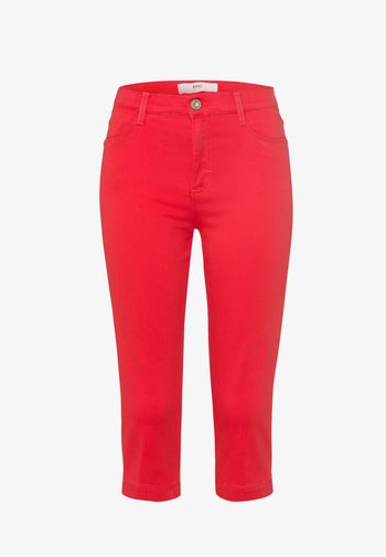 Short en jean - summer red