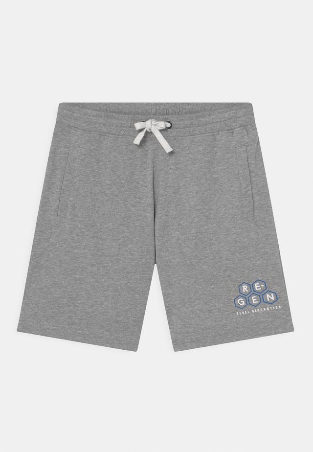 TEEN BOYS  - Shorts - grey melange