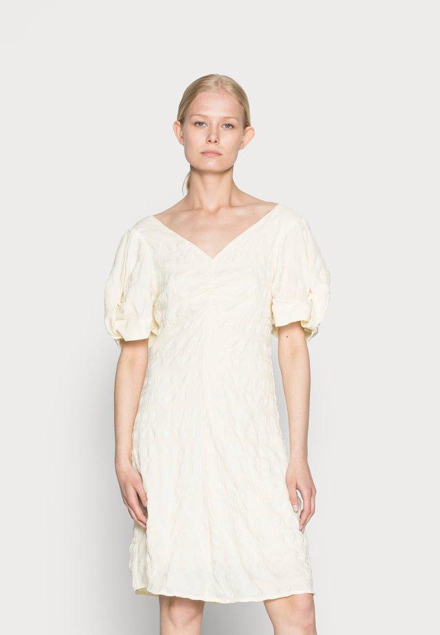 CHULA DRESS - Day dress - lemon meringue