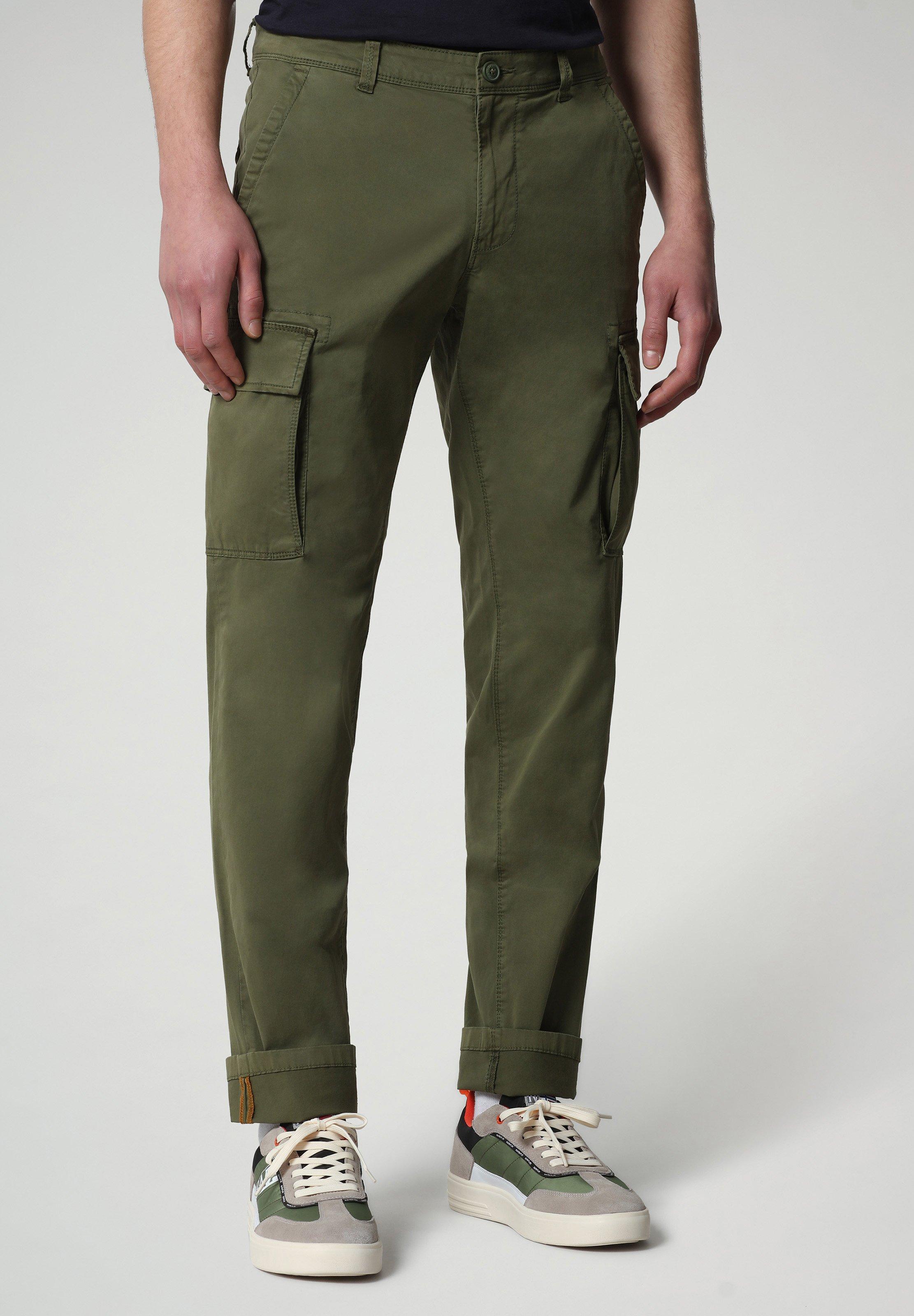Homme MOTO - Pantalon cargo