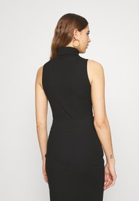 Puma - EMPOWER TURTLENECK BODYSUIT - Topper - black - 2