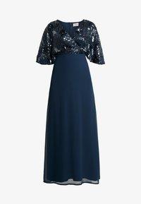 Lace & Beads - ALEXA MAXI - Společenské šaty - navy - 3