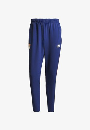 OLYMPIQUE LYON TIRO  - Træningsbukser - blue