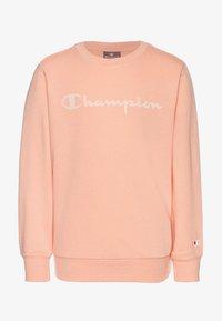 Champion - LEGACY AMERICAN CLASSICS CREWNECK - Felpa - light pink - 0