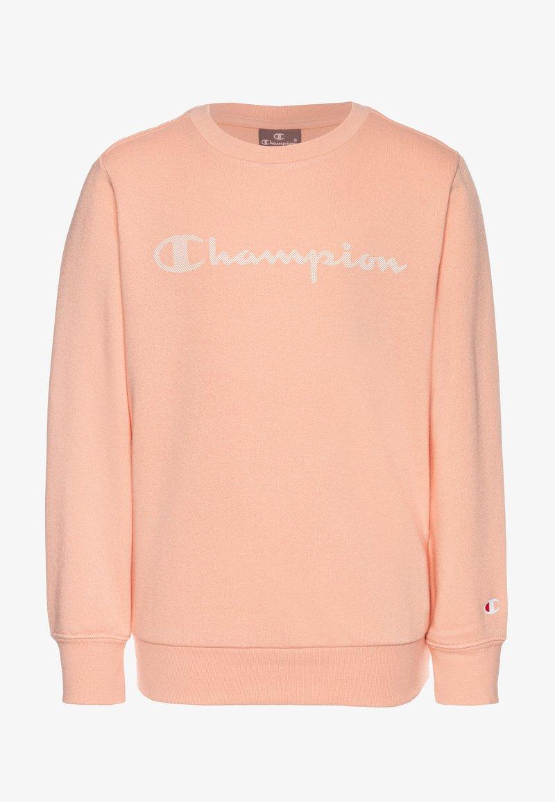 Champion - LEGACY AMERICAN CLASSICS CREWNECK - Felpa - light pink