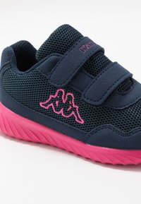Kappa - CRACKER II  - Sports shoes - navy/pink - 2
