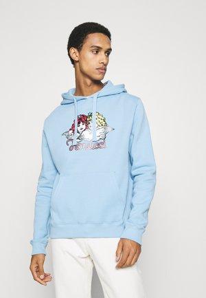 POP ART ANGELS HOODIE  - Sweatshirt - blue