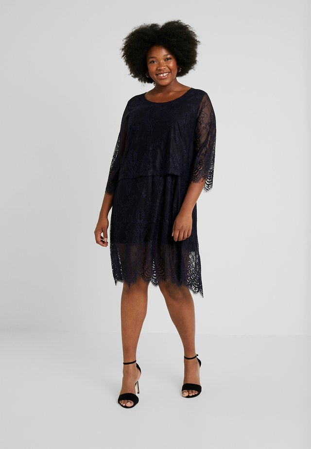 DRESS - Cocktailjurk - dark navy