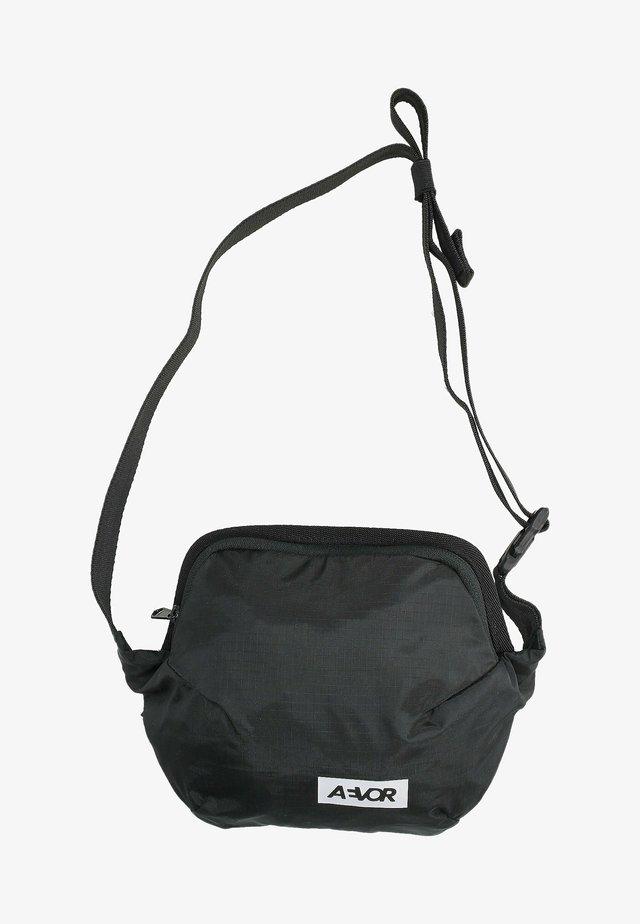 Across body bag - ripstock black