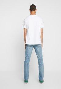 Levi's® - 511™ SLIM  - Jean droit - fennel subtle - 2