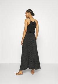 Rip Curl - ISLAND LONG DRESS - Strandaccessoire - black - 2